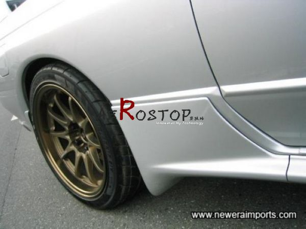 R32 GTR EAST-BEAR SIDE SKIRTS EXTENSIONS
